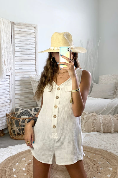 HUNTINGTON ROMPER