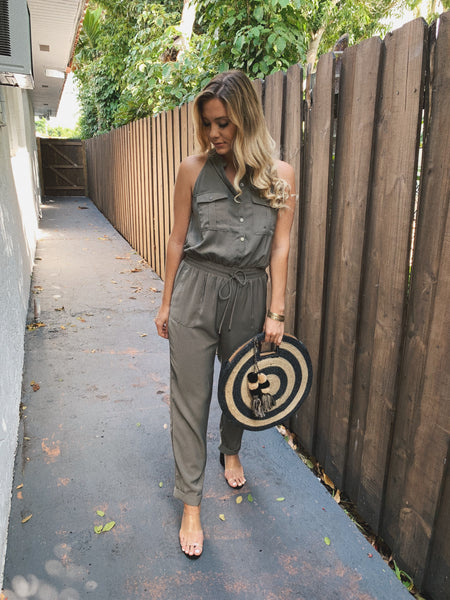 ARMY WIFE JUMPSUIT