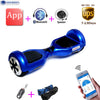 2 wheel hoverboard  6.5 inch Smart electric scooter APP self balance electric skateboard standing drift electric unicycle