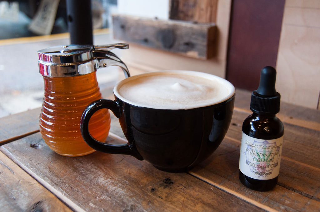 Go Green with CBD Coffee at Java Love!