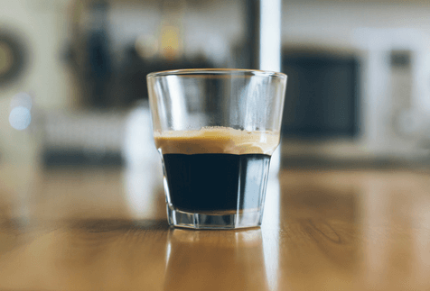 Java Love Espresso In A Glass