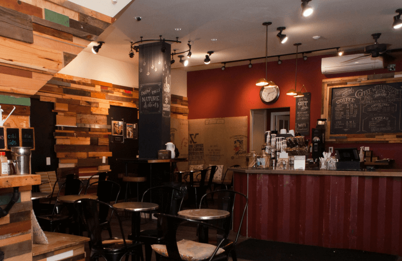Montclair NJ Bellevue Coffee Shop Location