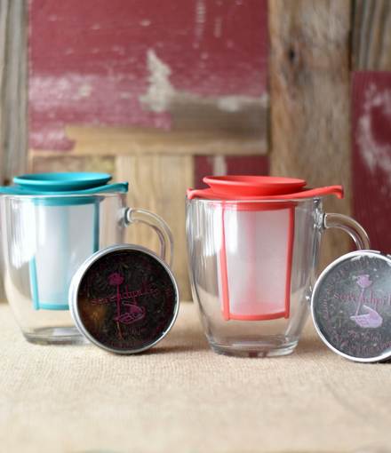 Bodum Yo Yo Tea Mug and Infuser