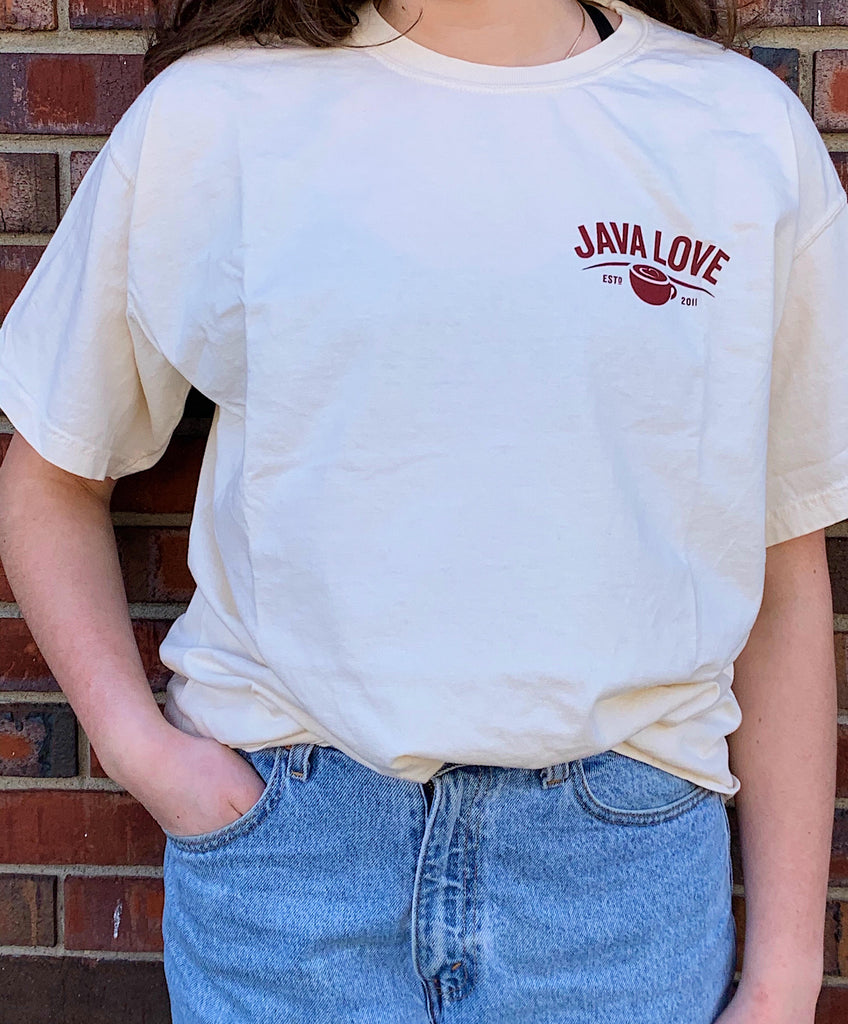 Java Love Logo T-Shirts