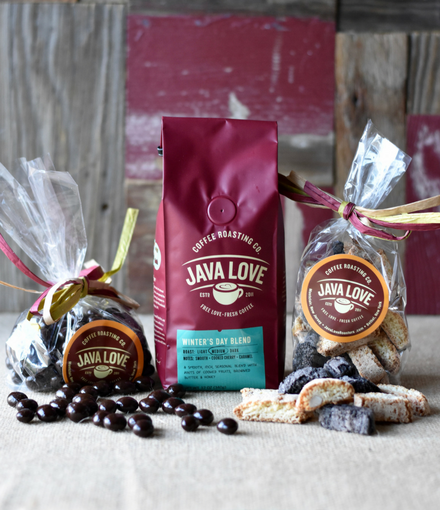 Sweet Treats & Coffee Gift Set