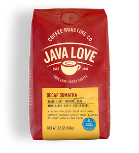 Decaf Sumatra Coffee