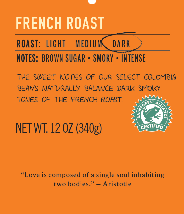 French Roast Colombia