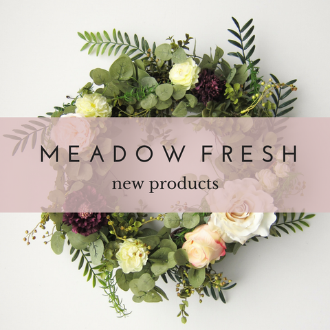 Meadow Fresh // New Products