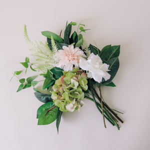 Just Hydrangea + Rose Large Floral Bundle