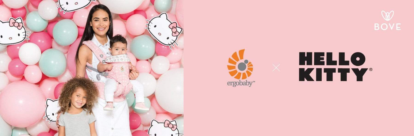 Ergobaby x Hello Kitty