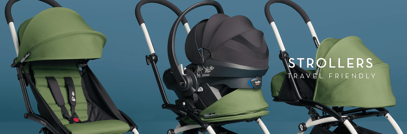 Stroller Travel Friendly