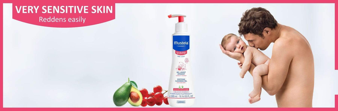 Mustela Very Sensitive Skin