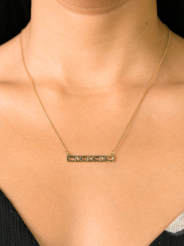 Level The Playing Field Necklace