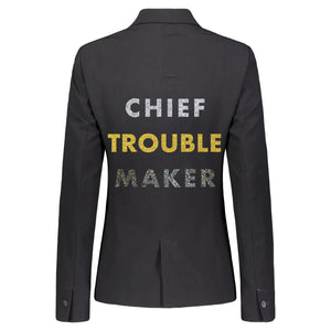 Chief Troublemaker Blazer