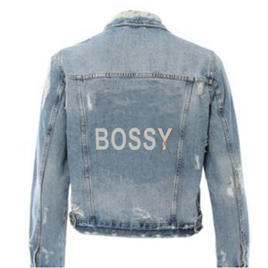 Bossy Denim Jacket