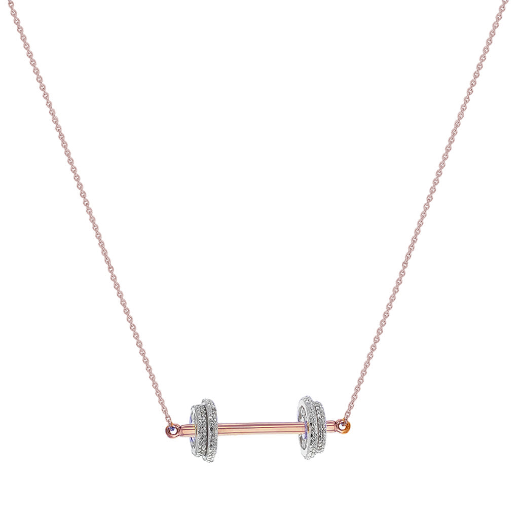 Fit to Succeed Necklace