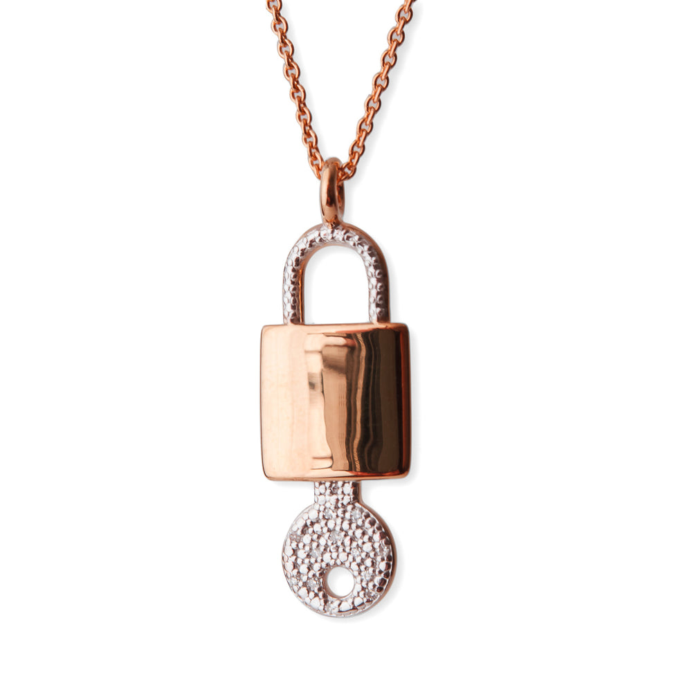 Unlock Your Purpose & Passion Necklace