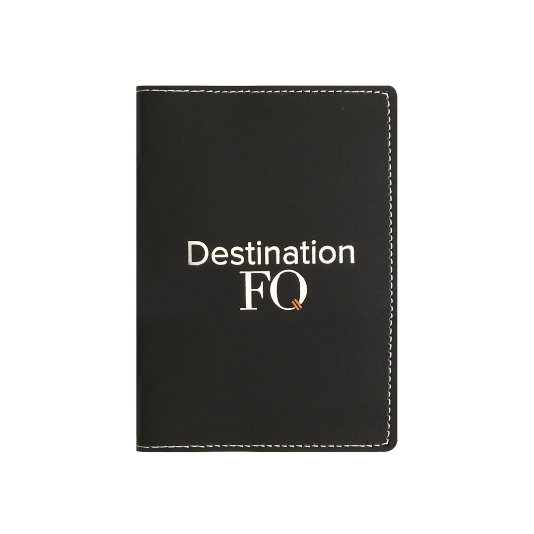 Destination FQ Passport Holder