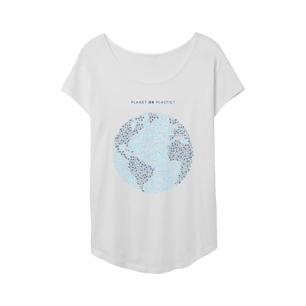 Planet or Plastic? Tee