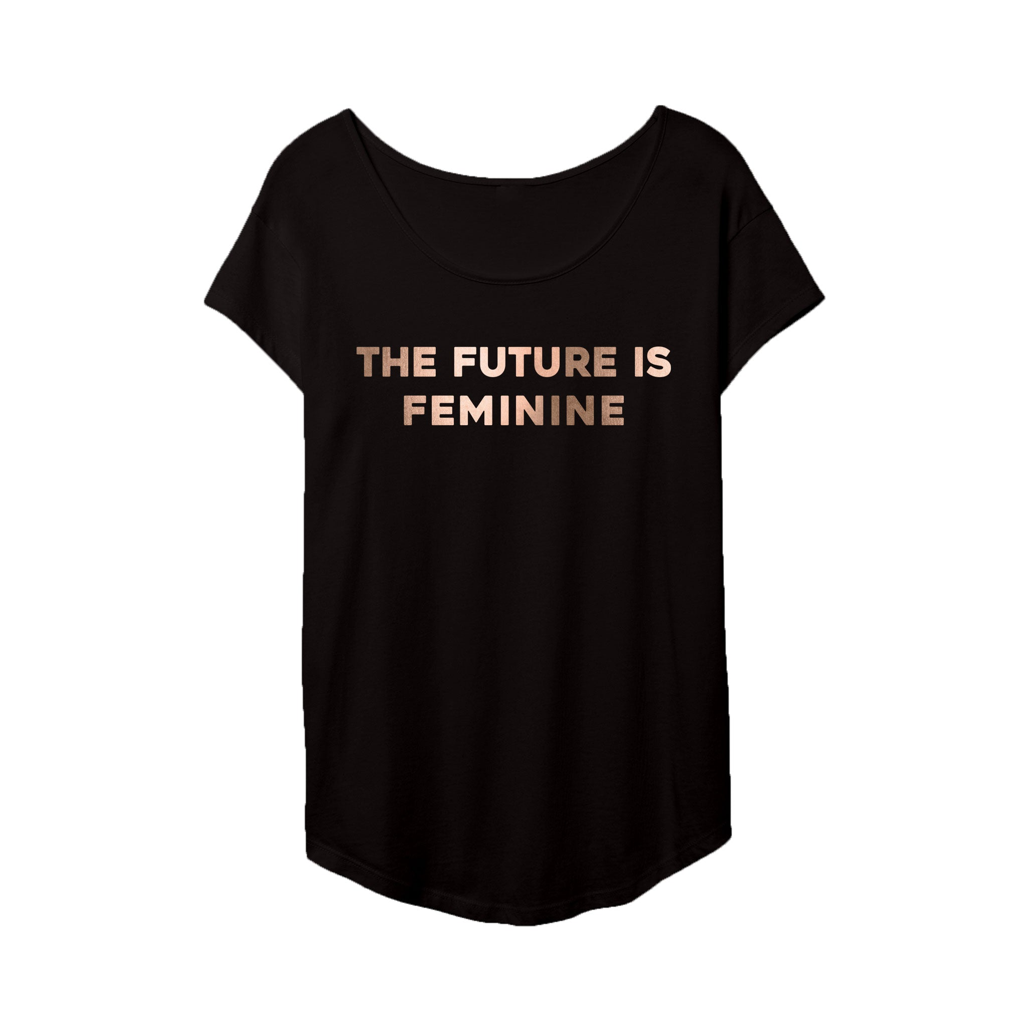 The Future Is Feminine