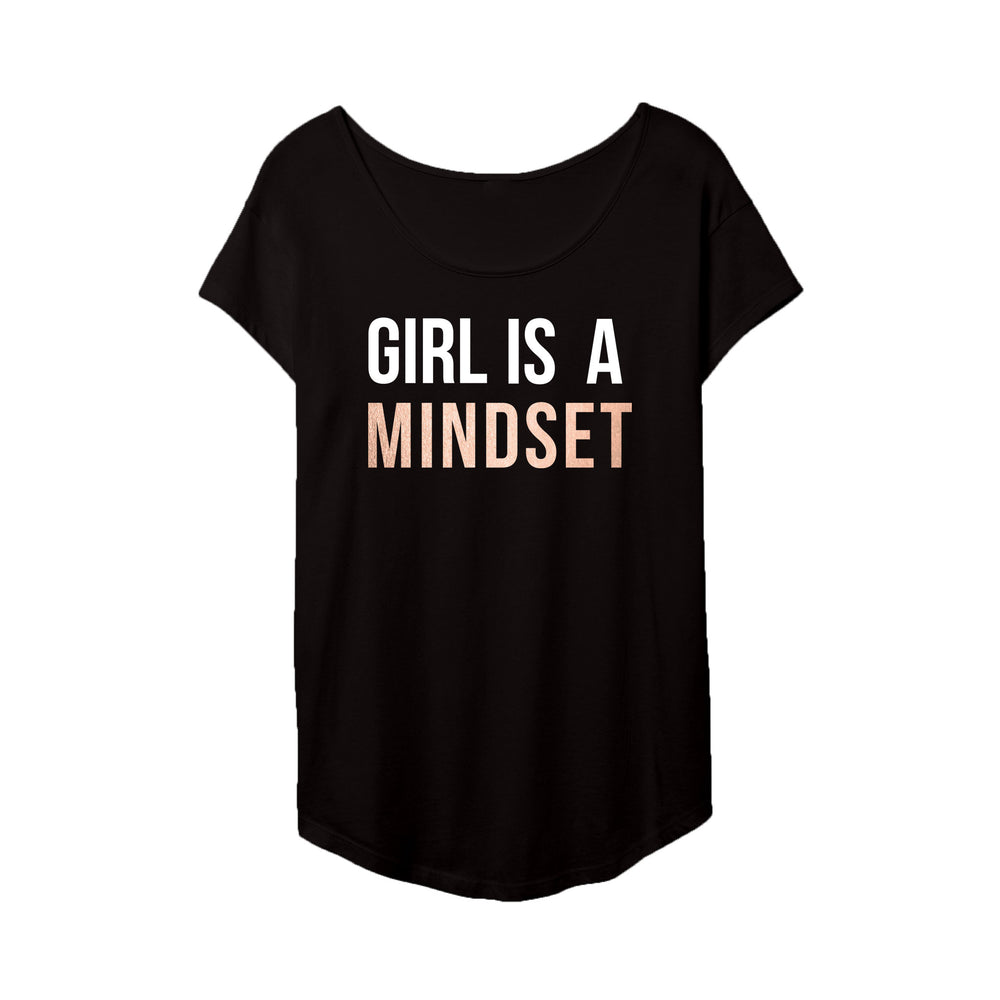 Girl Is A Mindset Tee