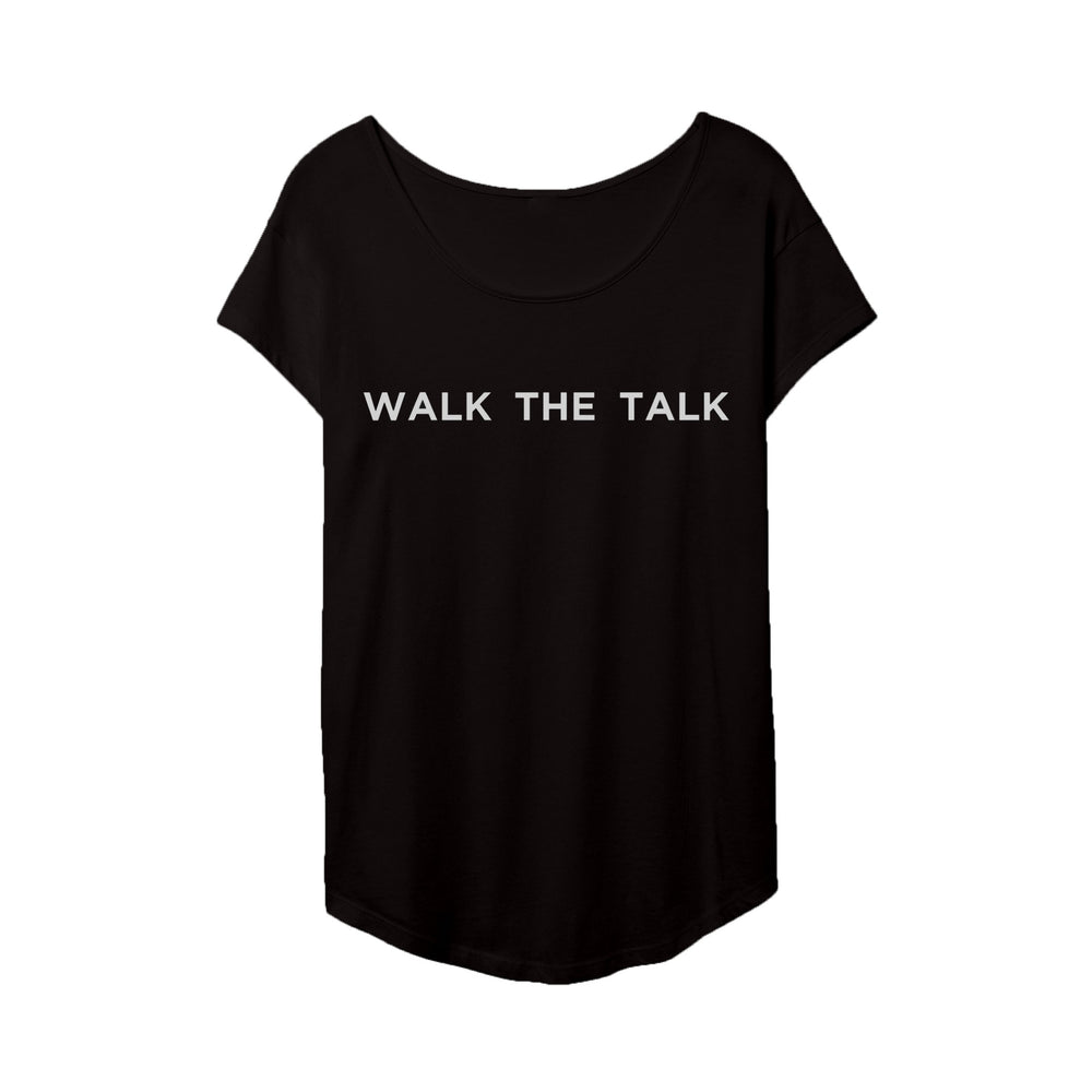 Walk The Talk Tee