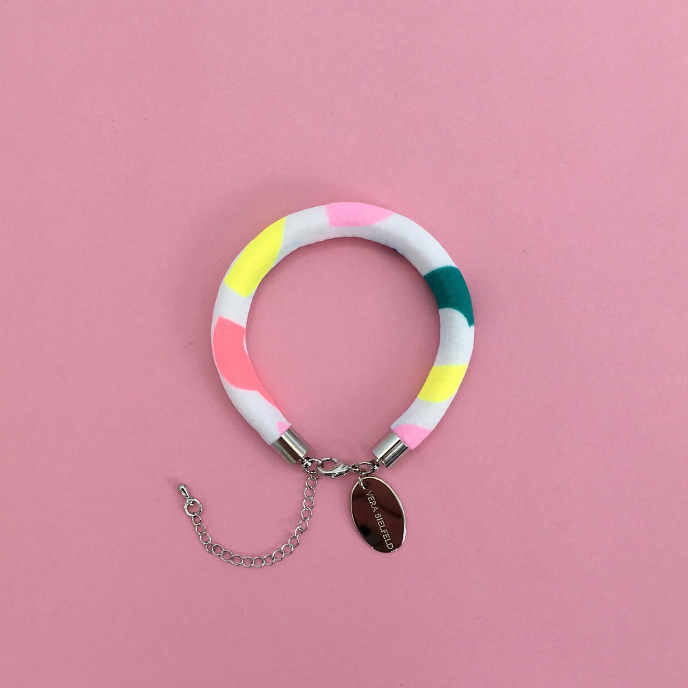 PULSERA SIMPLE confetti