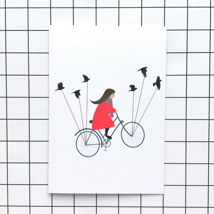 Greeting card | Mosley London