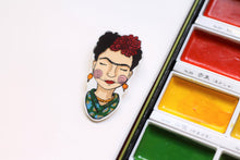 Frida Brooch | Annies Fingers