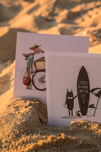 The Zourit Team| The Quirky Postcard
