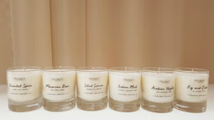 Simpleandco - Lotus Blossom Soy Candle