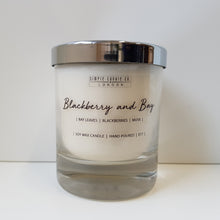 Simpleandco - Blackberry and Bay Soy Candle