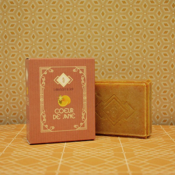 La Manufacture du Siecle- Coeur de Jane soap