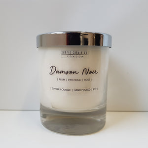 Simpleandco - Damson Noir Soy Candle
