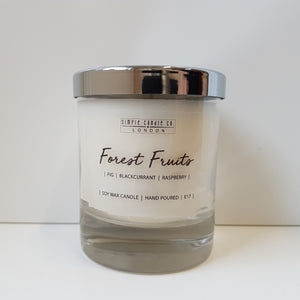 Simpleandco - Forest Fruits Soy Candle