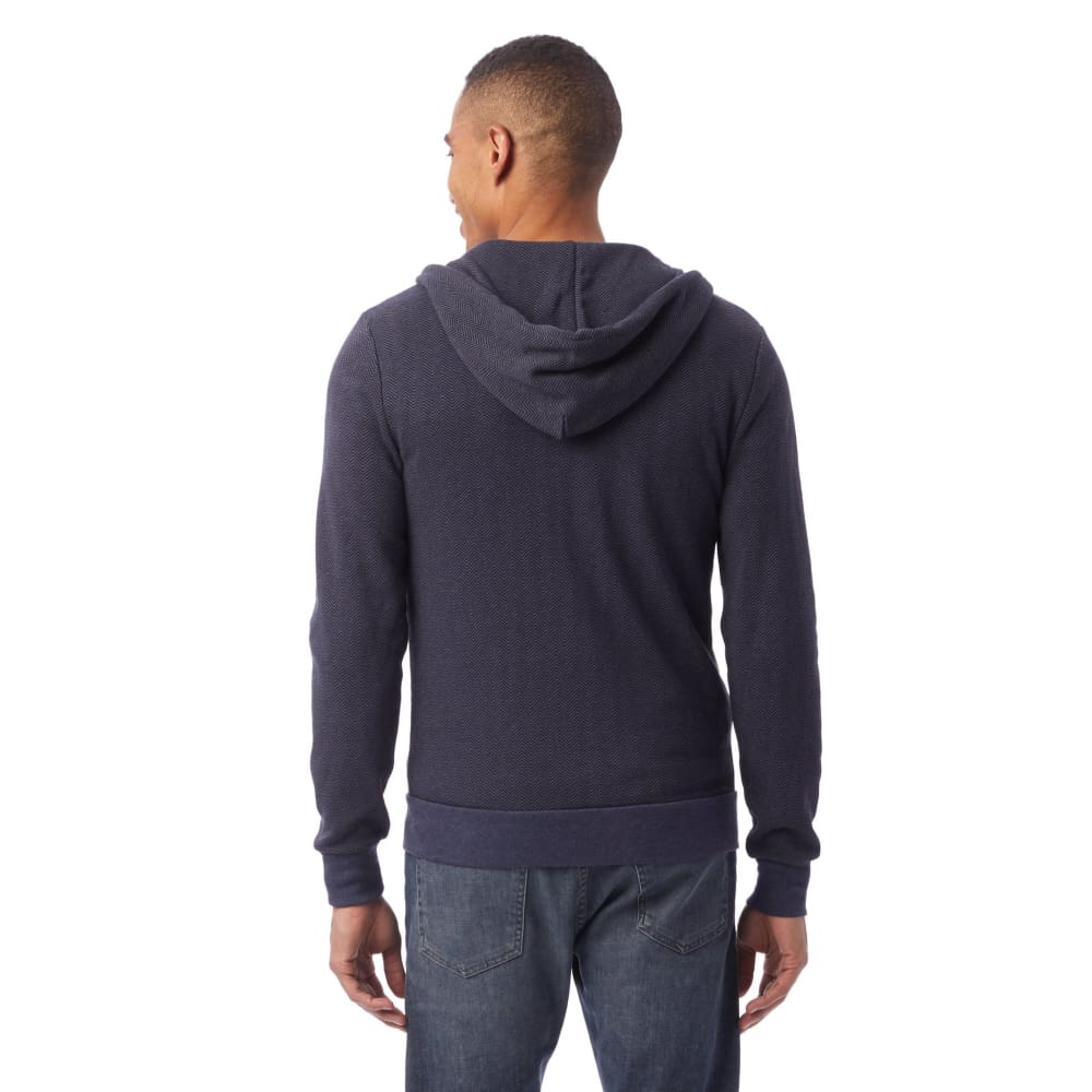 AA Eco-Fleece Zip Hoodie - Clothing