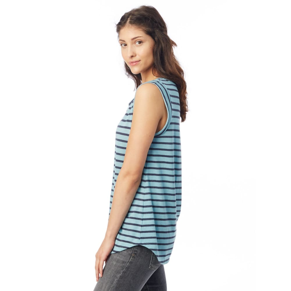 AA Eco-Jersey Crew Muscle Shirt - Clothing