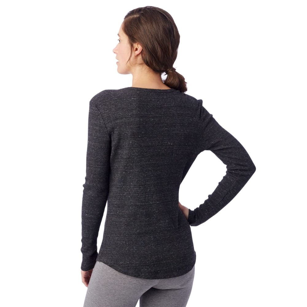AA Eco-Rib Long Sleeve - Clothing