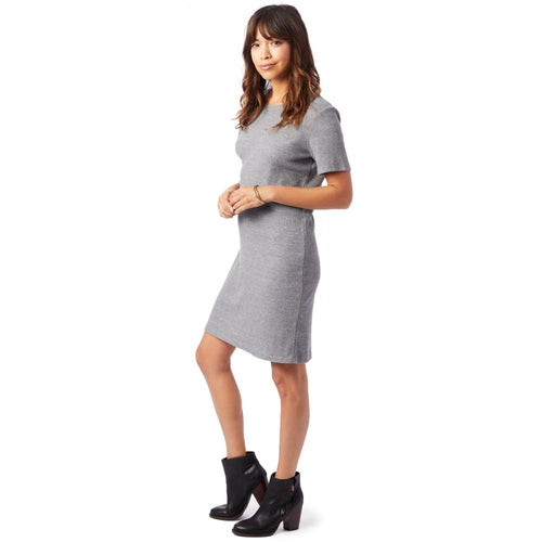 AA Eco-Rib T Shirt Dress - Clothing