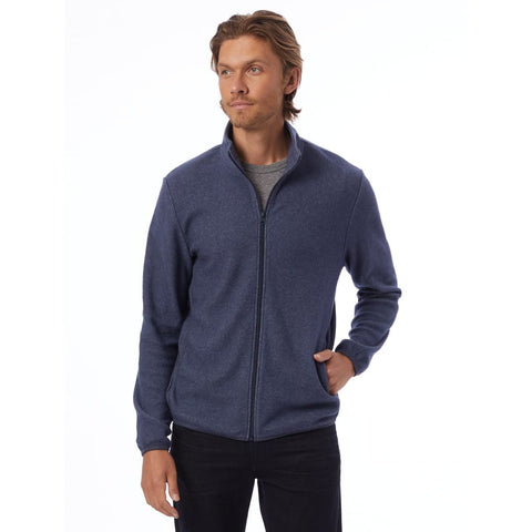 AA Notched Pulllover Eco-Fleece