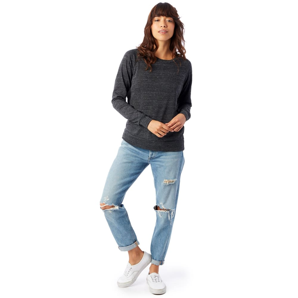 AA Slouchy Eco-Jersey Pullover - Clothing
