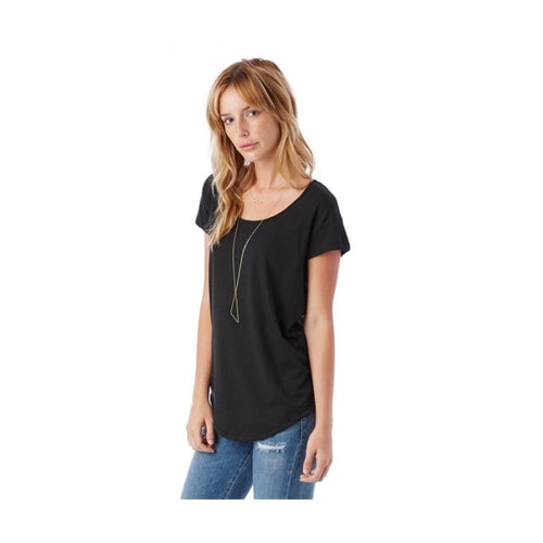 AA T-Shirt Modal - Black / Small - Clothing