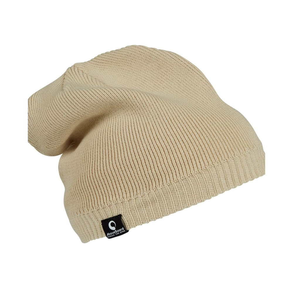 AB Beanie Slouch Organic - Cream - Accessories