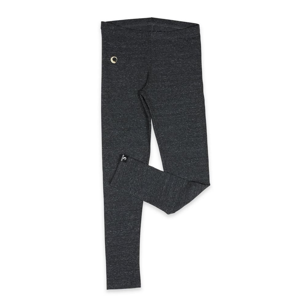 AB Leggings Spandex Triblend - Dark Gray / Small - Clothing