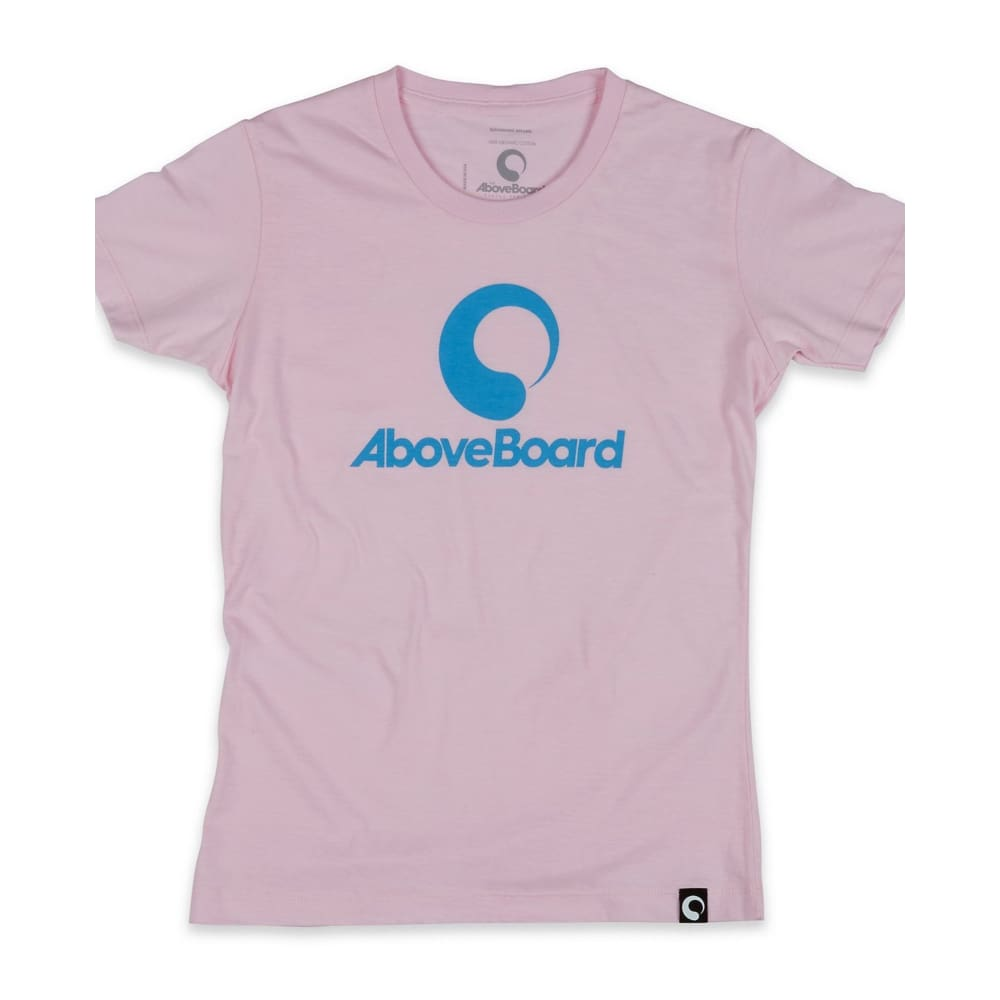 AB T-Shirt Junior Original Organic - Pink / Small - Clothing