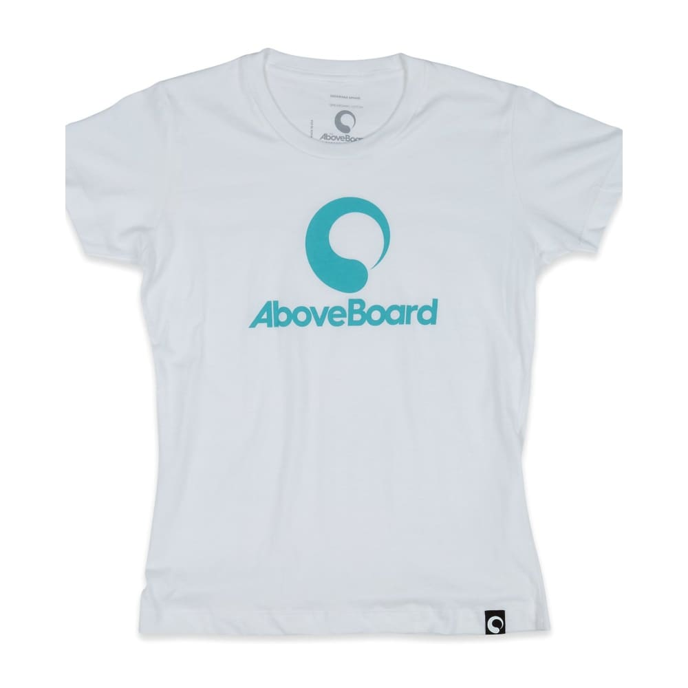 AB T-Shirt Junior Original Organic - White / Small - Clothing