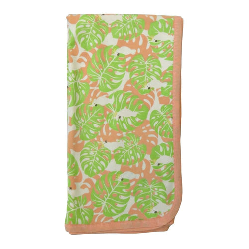 C&D Blanket Tropical Camo - Green/Rose / O/S - Accessories