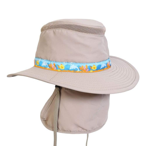 CH Boys and Girls Sun Protection Hat for Kids - Accessories