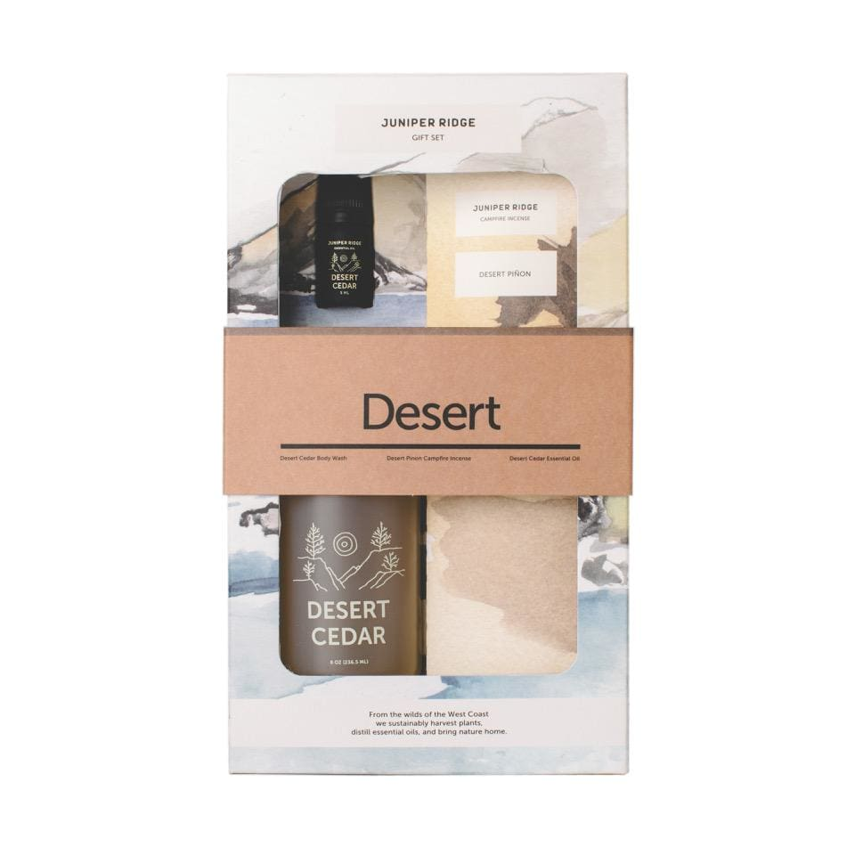 JR Gift Pack - Desert - Accessories