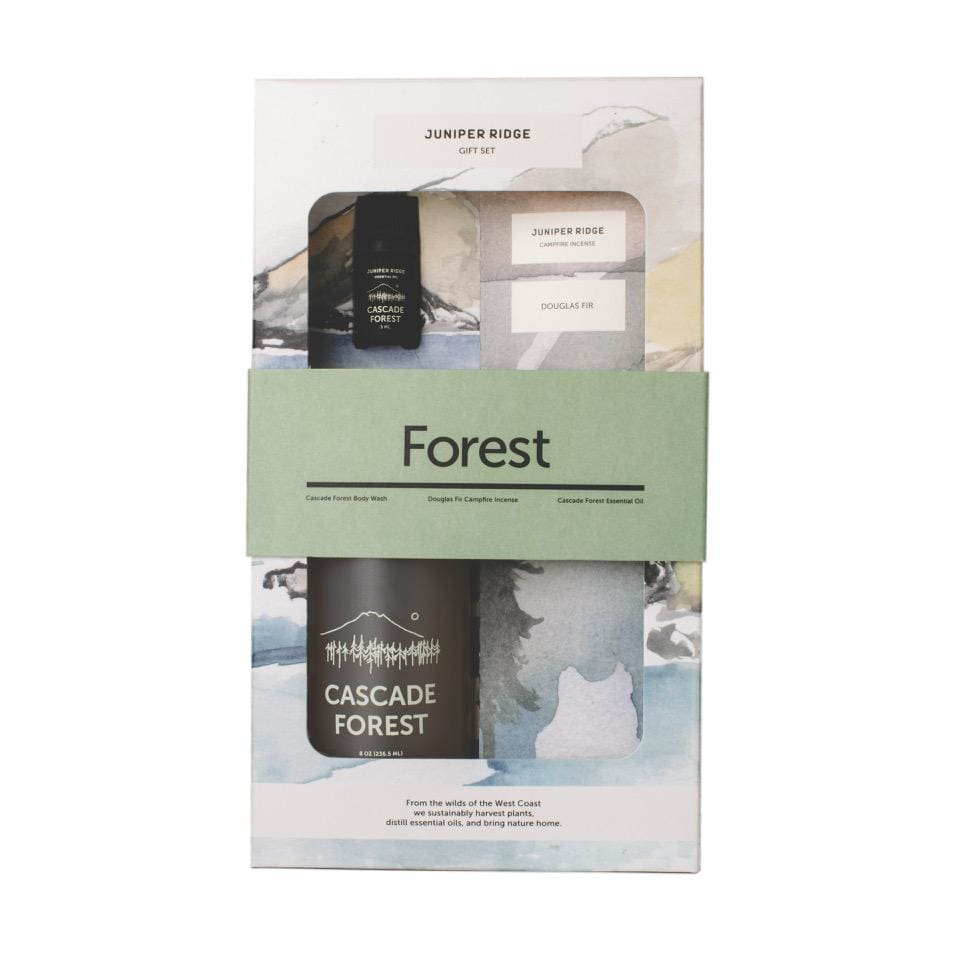 JR Gift Pack - Forest - Accessories
